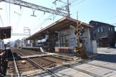 粟津駅(京阪石山坂本線)