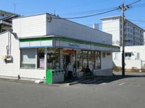 ファミリーマート みなとや鶴川店