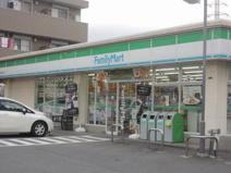 ファミリーマート ニック北加瀬三丁目店