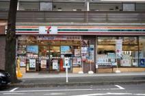 セブンイレブン 川崎鷺沼中央店