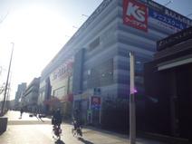 ケーズデンキHAT神戸店