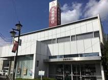 武蔵野銀行指扇支店