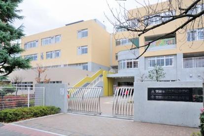 世田谷区立芦花中学校の画像1