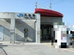 JR学研都市線 大住駅の画像1