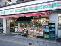 ローソンストア100 LS板橋東山町店