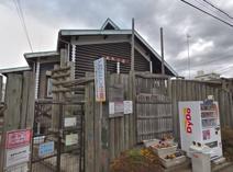 藤沢市役所 湘南台子供の家・丸太小屋