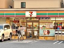 セブンイレブン 草加栄町1丁目店