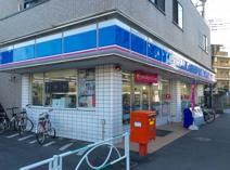ローソン 草加瀬崎四丁目店