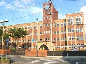 鳥取市立東中学校の画像1