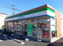 ファミリーマート 伊奈学園前店
