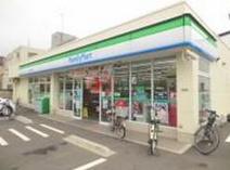 ファミリーマート 西新井三丁目店