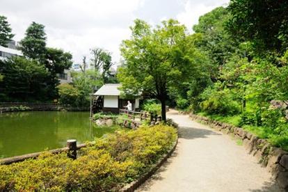 渋谷区立鍋島松濤公園の画像1