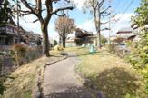 ひばり島緑地