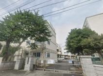 横浜市立上永谷中学校