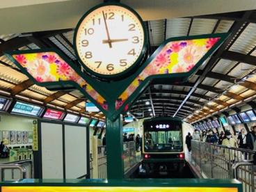 江ノ電藤沢駅の画像2
