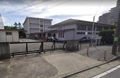 横須賀市立不入斗中学校の画像1