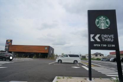 スターバックスコーヒー日立シーマークスクエア店の画像2