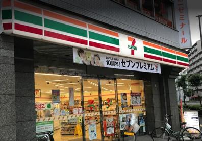 セブンイレブン 大阪浜口東3丁目店の画像1