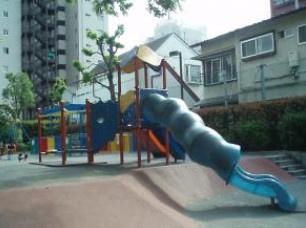 白金一丁目児童遊園の画像