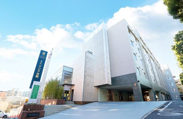 ホテルアジア会館の画像
