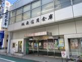 城南信用金庫 経堂支店