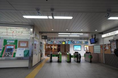 千葉駅 西改札の画像1
