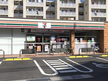 セブンイレブン 大阪東野田町4丁目店の画像1