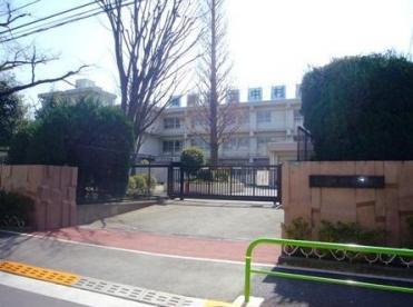 練馬区立中村中学校の画像1