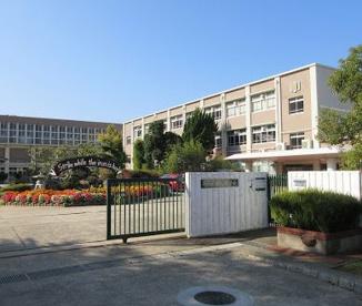 神戸市立唐櫃中学校の画像1