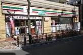 セブンイレブン 中野上高田店