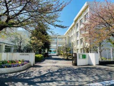 藤沢市立滝の沢中学校の画像1
