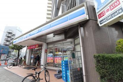 ローソン 東大島駅前店の画像1
