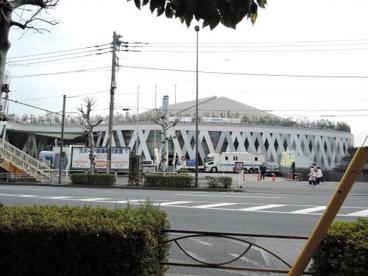 大田区総合体育館の画像1