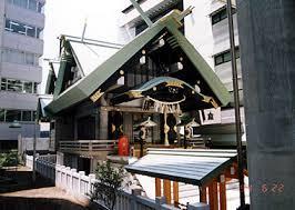 築土神社の画像1