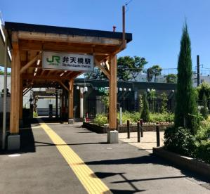 弁天橋駅の画像1