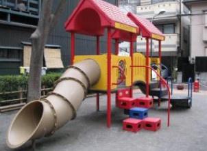 三田松坂児童遊園の画像1