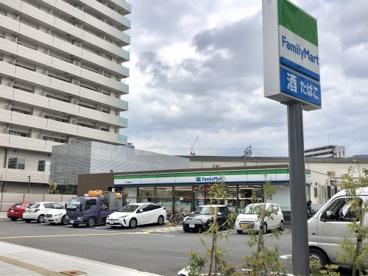 ファミリーマート芦原橋駅前店の画像1