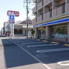 ローソンスリーエフ 篠崎公園前店の画像1