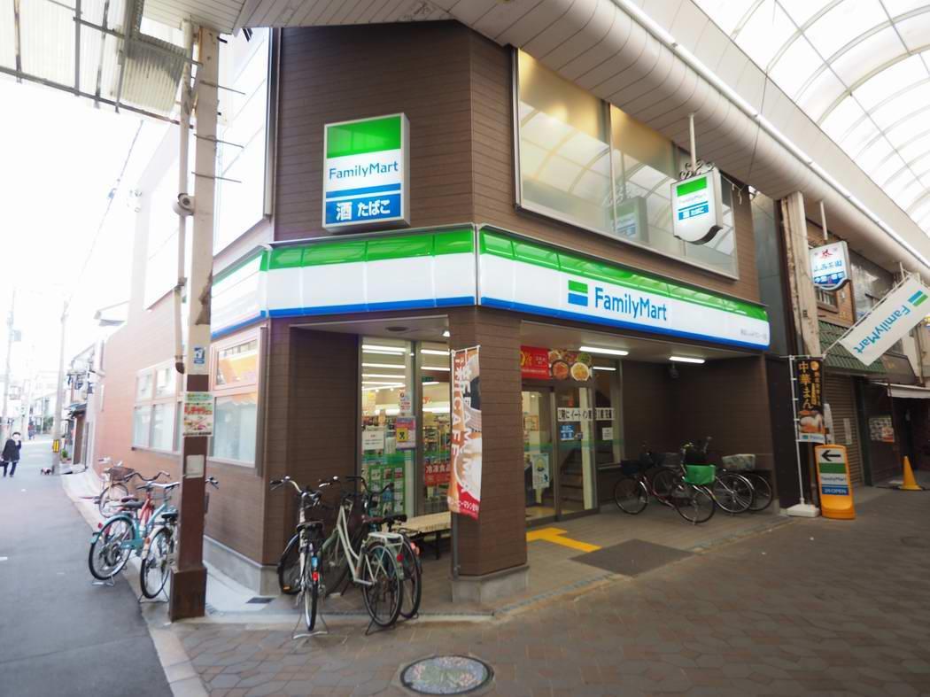 ファミリーマート 東成しんみちロード店の画像