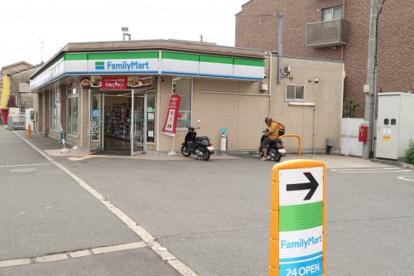 ファミリーマート 枚方大橋店の画像1