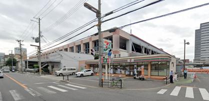 セブンイレブン 大阪中央卸売市場西口店の画像1