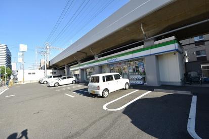 ファミリーマート 八戸ノ里駅東店の画像1