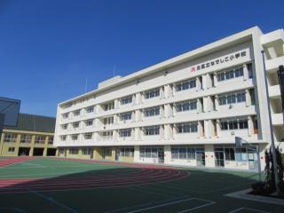 北区立なでしこ小学校の画像1