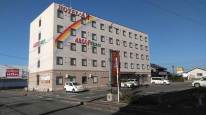 HOTEL AZ福岡八女店の画像2