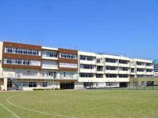 北区立王子桜中学校の画像1