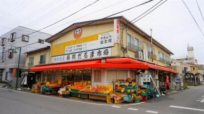 川越市/だるま市場の画像2