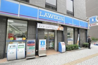 ローソン 阿波座駅前店の画像1