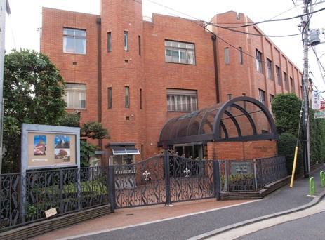 私立頌栄女子学院高校の画像