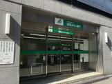 関西みらい銀行 天神橋筋支店(旧近畿大阪銀行店舗)