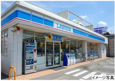 ローソン 奈良大安寺三丁目店の画像1
